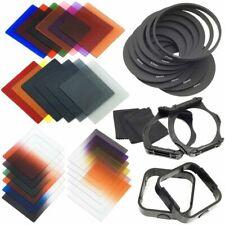24pcs Square Filter Kit + 2pcs Filter Holder +2pcs Lens Hood for Cokin P Series