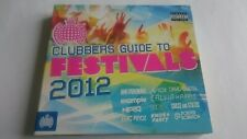Various Artists Ministry Of Sound Clubbers Guide To Festivals 2012   3CD
