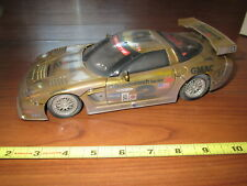 ACTION #2 GM GOODWRENCH SERVICE PLUS RACED VERSION 2001 CORVETTE 1 OF 1008 1/18
