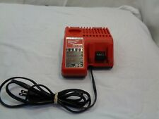 Milwaukee M12-M18 Battery Charger, Model # 48-59-1812