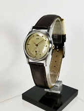 Montre French Man Vintage Watch Lip R25 Tout Acier Full Stainless Steel