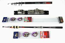 12ft/3.6M TELESCOPIC SPINNING ROD CARBON HVF