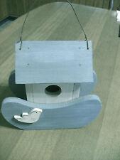 "Decorative "" Noah's Ark "" Birdhouse"