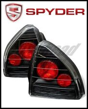 Spyder Honda Prelude 92-96 Euro Style Tail Lights Black