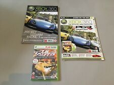 Official Xbox 360 launch magazine OXM 001 with demo disc – Pre-Launch BETA oxm