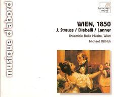 Wien, 1850: J. Strauss • Diabelli • Lanner / Ensemble Bella Musica, Wien