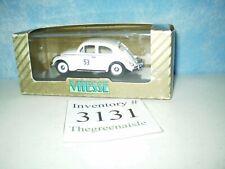 NEW Vitesse Volkswagen 1200 VW Herbie 1962 Limited Edition 1085/5000 Rare