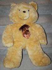 KUSCHELWUSCHEL riesen Teddy Teddybär Bär 90cm singt Happy Birthday