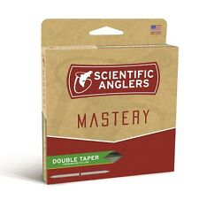 Scientific Anglers Mastery Double Taper Fly Line - DT5F - NEW