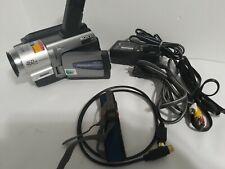 Sony Handycam CCD-TRV68 Hi-8 Analog Camcorder
