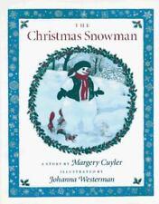 The Christmas Snowman, Cuyler, Margery, Good Book