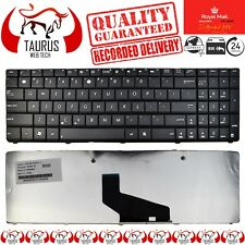 US ASUS K53TA X53B X53U K53U K53Z K53B K53T Lap Keyboard PK130J23A10 UK FREE P&P