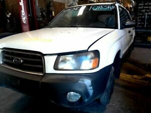 Passenger Corner/Park Light Fog-driving Fits 03-05 FORESTER 686526