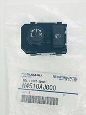 2010-2012 Subaru Outback 2.5i Fog Light Lamp Switch H4510AJ000 Genuine OEM NEW