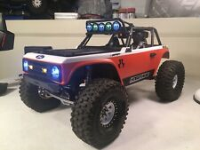Axial Racing Wraith 1.9 Custom Body