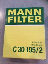 Mann-Filter Air Filter New Mercedes CLK Class ML C Mercedes-Benz C230 C30195/2