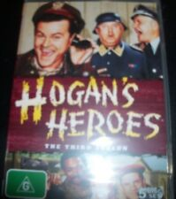 Hogans's / Hogans Heroes The Third Season 3 (Australia Region 4) DVD – New