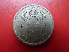 1928 Sweden SVERIGE 50 Ore