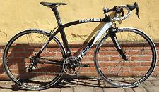 Bici corsa carbonio Fondriest TF2 52 Campagnolo Record 10 s carbon race bike