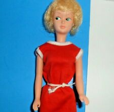 Mary Make-Up Fashion Doll 1960's American character original dress shoes Tressy