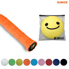 3 X Cotton Towel Grips Sweat Obsorbent Jnice Towel Overgrip Roll for Tennis