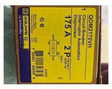 Qom2175vh Circuit Breaker 175a 2p 785901848585 120240 5060hz New In Box