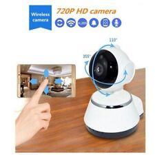 1080P HD CCTV FUNK WLAN WIFI IP KAMERA NETZWERK Nachtsicht ÜBERWACHUNGSKAMERA TF