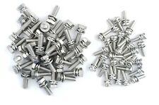 Stainless 70pc M8x25, M6x20 SUIT Datsun 1000,1200,1600,510,180b, 200b 240z, 260z