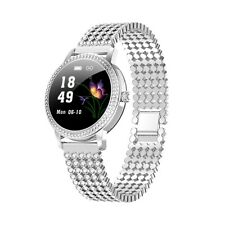 Smartwatch donna LW20 impermeabile IP68 bluetooth cardio fitness Android iOS si