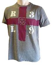 Ralph Lauren Kurzarm Herren-T-Shirts mit Rundhals-Ausschnitt