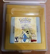 Pokemon Prism Version Game Boy Color - Fan  Translation Homebrew GBC Custom Hack