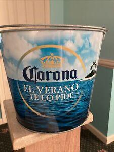 "Corona ""What Summer Wants""Ice Beer Bucket,L@@K!"