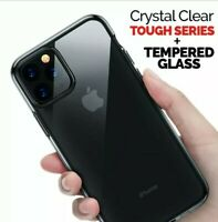 Shockproof CLEAR Silicone Case Cover For Apple iPhone 11 Pro Max