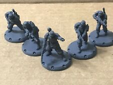Dust Tactics 1947 Studio, Axis Ghosts, Wehrmacht Grenadier Recon Squad, No cards