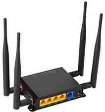 "WE826-T2 LTE Router. UNLOCKED and UPDATED with ""Golden-Orb"" firmware."