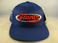 New York Giants NFL Vintage Snapback Cap Hat