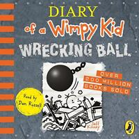 Audio CD - Diary of a Wimpy Kid: Wrecking Ball (Book 14) by Jeff Kinney