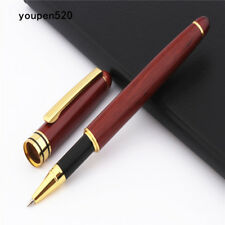 Luxury quality 536 Redwood  log Business office Medium nib Rollerball Pen New