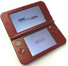 Nintendo New 3DS XL Hand Held System- Red (09-1E)