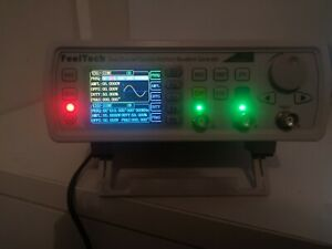 FY6600-30M 30MHz FeelTech DDS Dual Channel Function Arbitrary Waveform Generator