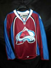 Colorado Avalanche Matt Duchene #9 Size 48 Reebok Hockey Jersey Player Worn NHL