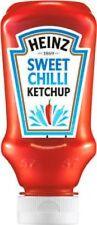 3 X 260G Heinz Tomato Ketchup Sweet Chilli