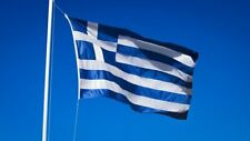 NEW!!! Greece Flag 90cm x 150cm 3x5 ft Heavy Duty Outdoor Party Large
