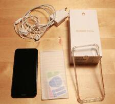 Huawei P20 lite - 64GB - Schwarz (Ohne Simlock) (Dual Sim) sehr gut erhalten