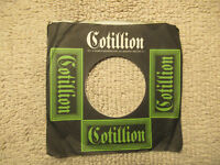 sleeve only  COTILLION  45 record company sleeve only