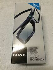 GENUINE OEM SONY TDG-BT500A ACTIVE 3D GLASSES - LIGHT USE