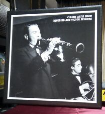 7 CD Box Set Artie Shaw Classic Artie Shaw Bluebird and Victor Sessions Numbered