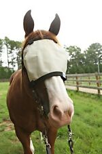 Attach to bridle eye protection for riding, light easy to take and 90% Uv proof!