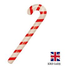 LARGE INFLATABLE CANDY CANE Christmas Xmas Blow Up Stick Stocking Filler 90cm UK