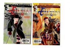 Elektra: Glimpse & Echo #1-4 (2002) Marvel Vf/Nm to Nm